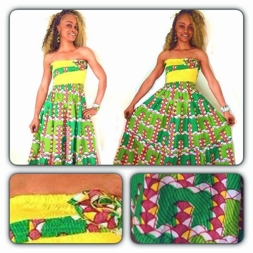 Stylafrica, la mode africaine en pagne: Toutes les robes en pagne sont ici... | Stylafrica mode ...