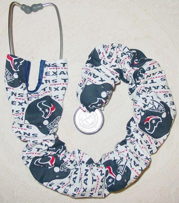 e2b4648a Stethoscope Cover Texans Football NFL Football Medical Doctor Nurse ...