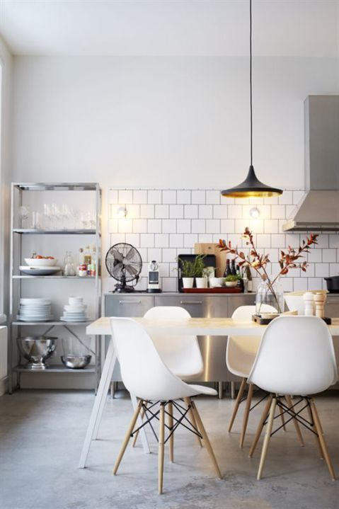 Diseno Industrial Relax Home Decor Industrial Style Kitchen Industrial Kitchen Design Home Kitchens