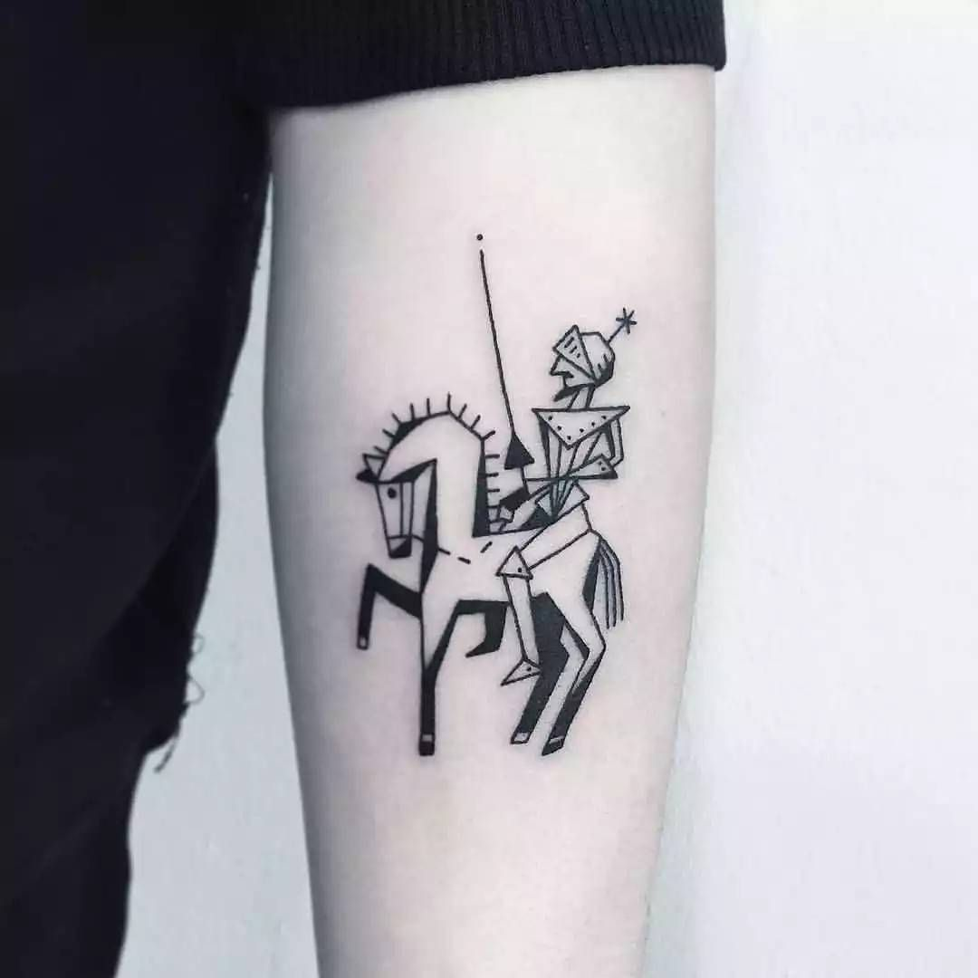 14 Tatuajes (No Muy Vistos) Inspirados En Libros | Tatuajes