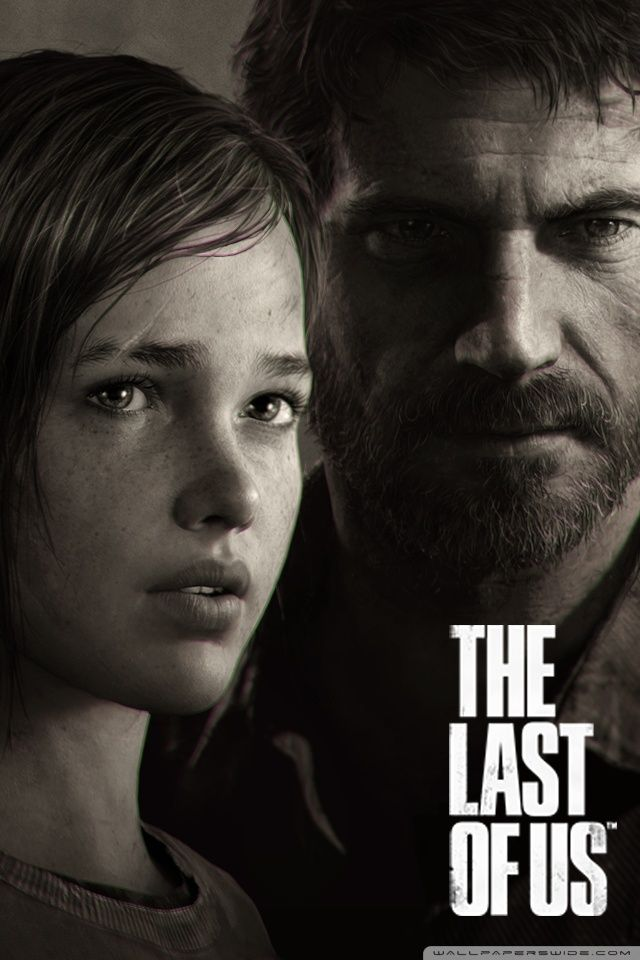 The Last Of Us Wallpaper Group With Items The Last Of Us The Lest Of Us Games