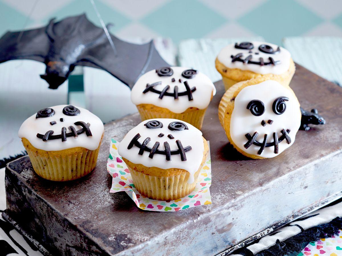 Halloween-Rezepte - schaurig-schöne Leckereien | Happy halloween ...