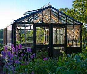 Retro Victorian Greenhouse