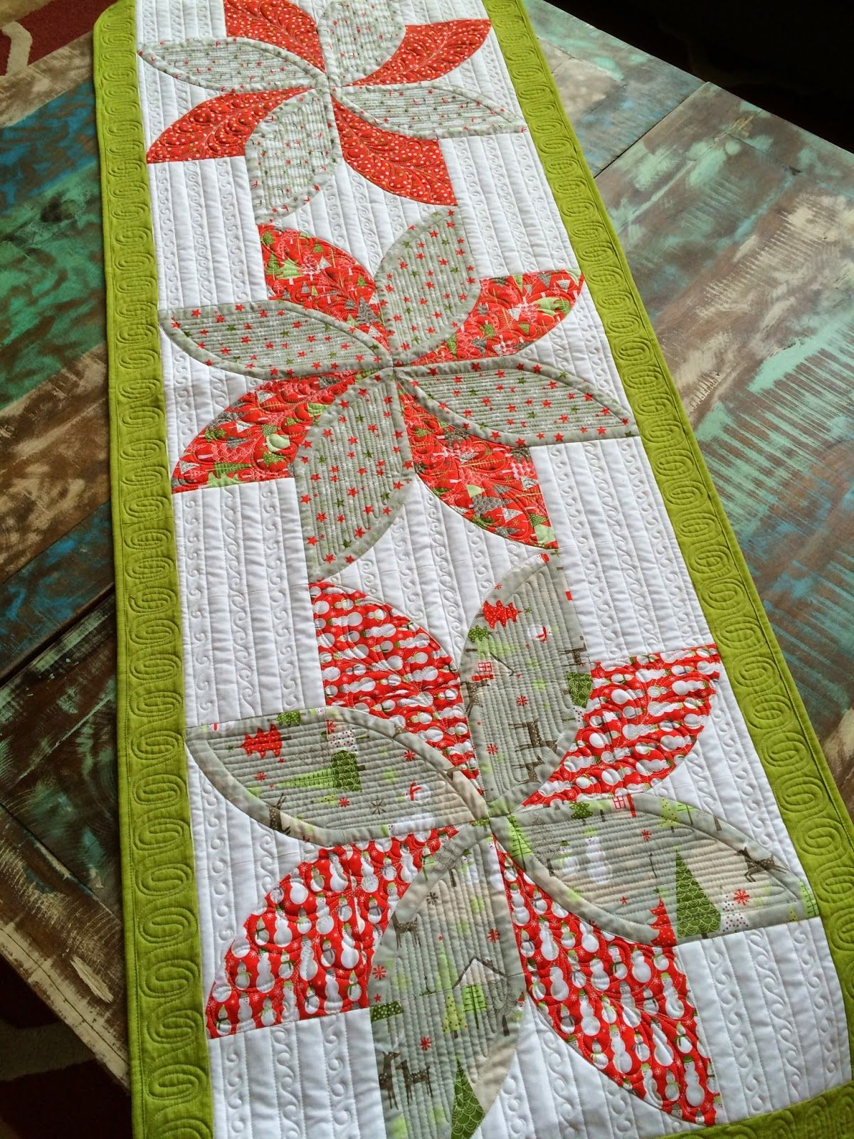 Throwback Thursday Holiday Style Quilts Sew Kind Of Wonderful