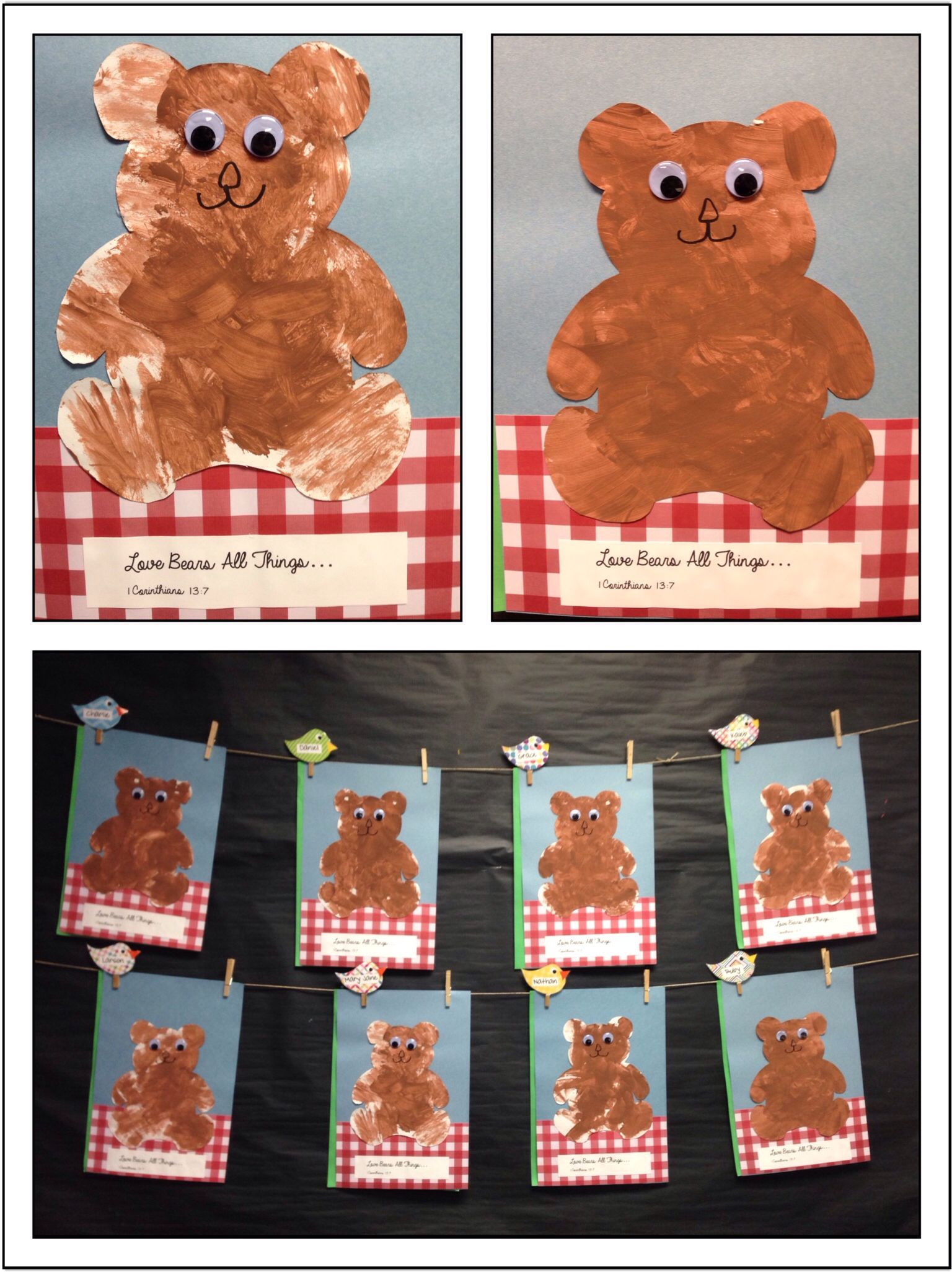 Teddy Bear Picnic 2014 My Personal Preschool Projects Pinterest