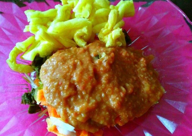 Resep Asinan Sayur Betawi Oleh Kristina Wijaya Resep Makanan Dan Minuman Makanan Sayuran