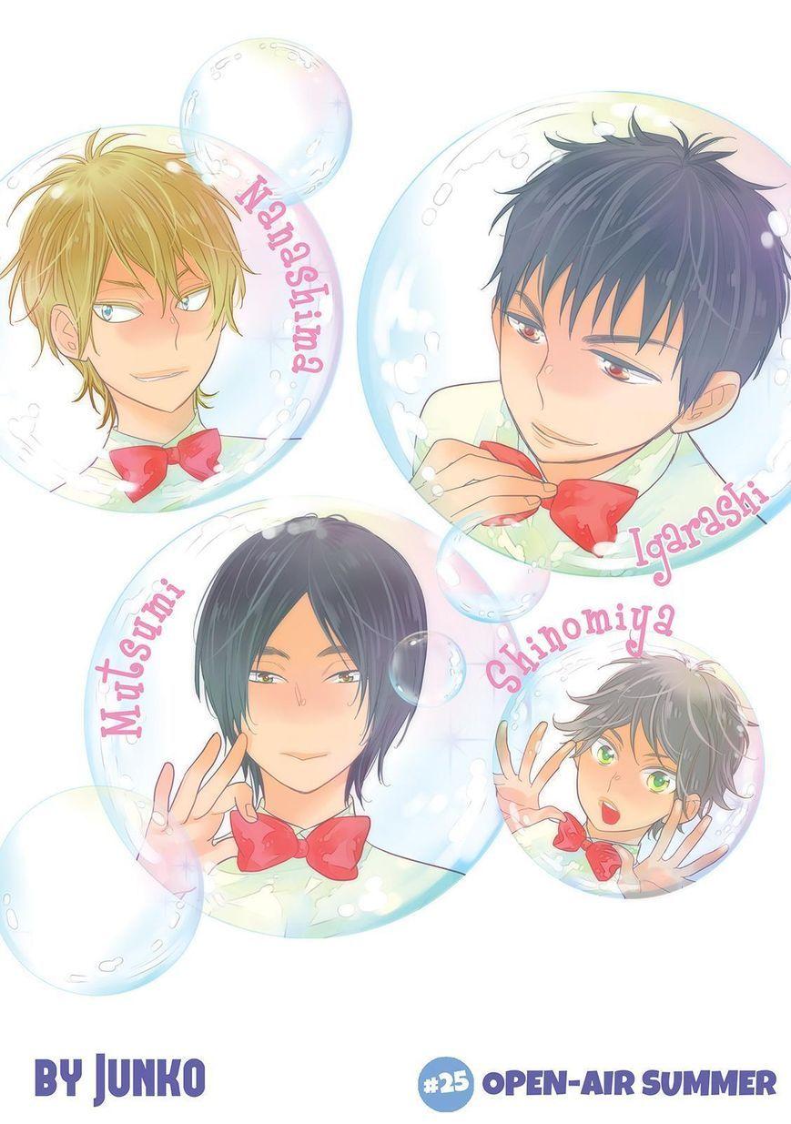 Read Manga Watashi Ga Motete Dousunda 025 Online In High Quality