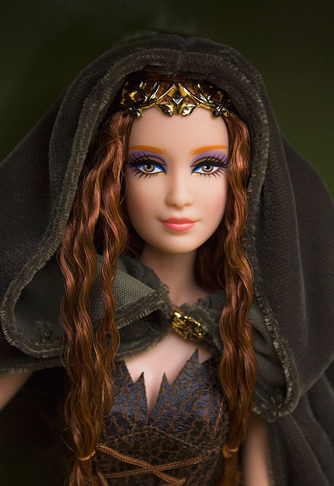 attractive price hot sales buy good Faraway Forest Elf Barbie, 2014 (by Jurty) Doll type: Barbie ...