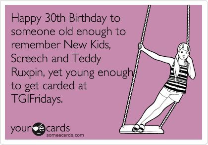 Happy Birthday Ecard Funny My Week