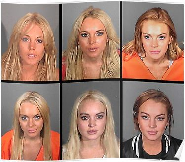 13 Iconic Celebrity Mugshots That We Will Never Forget ...