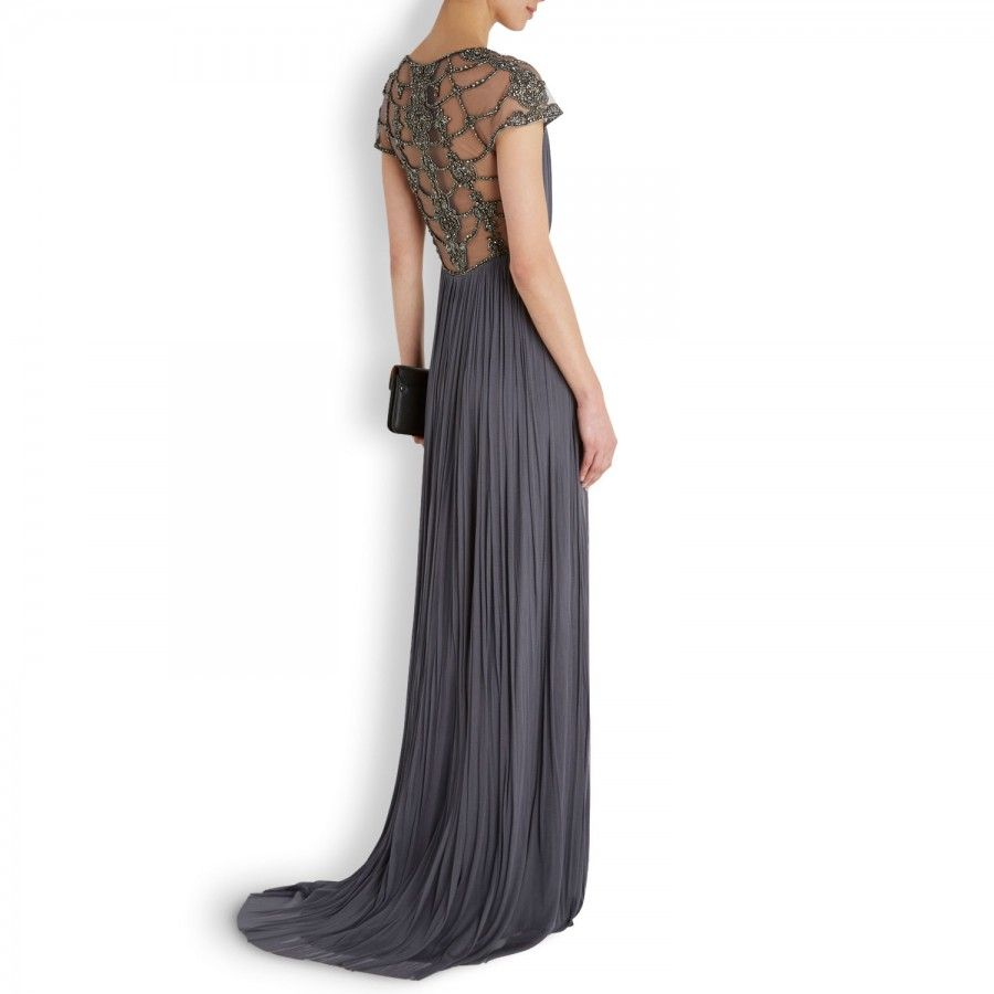 Make a 360 degree statement in the Catherine Deane Tilly gown ...