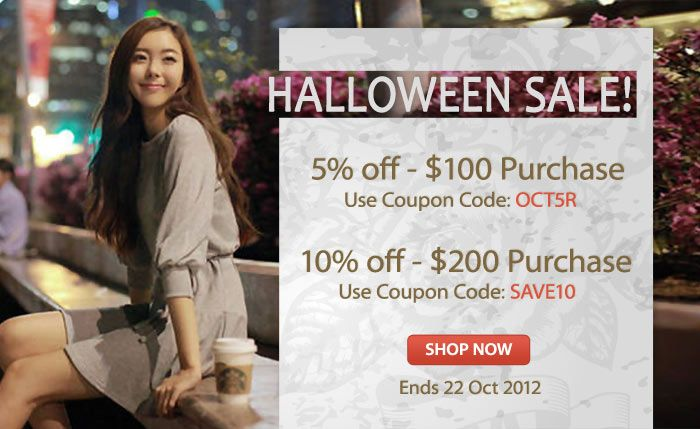 Save more money this halloween! Exclusive clothing only at www.ziccy.com