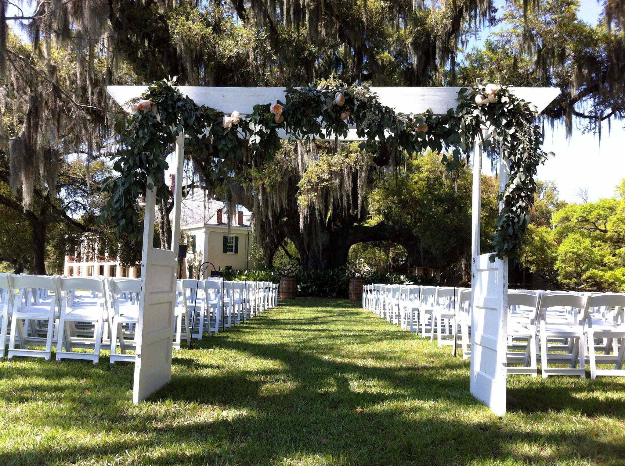 Pin on Destrehan Plantation Weddings