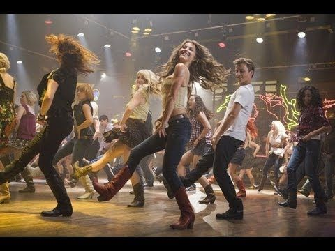 Footloose 2011 official dance tutorial fake id line dance youtube.