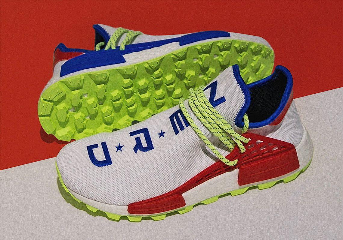 75f9337675dac Pharrell x NERD x adidas NMD Hu