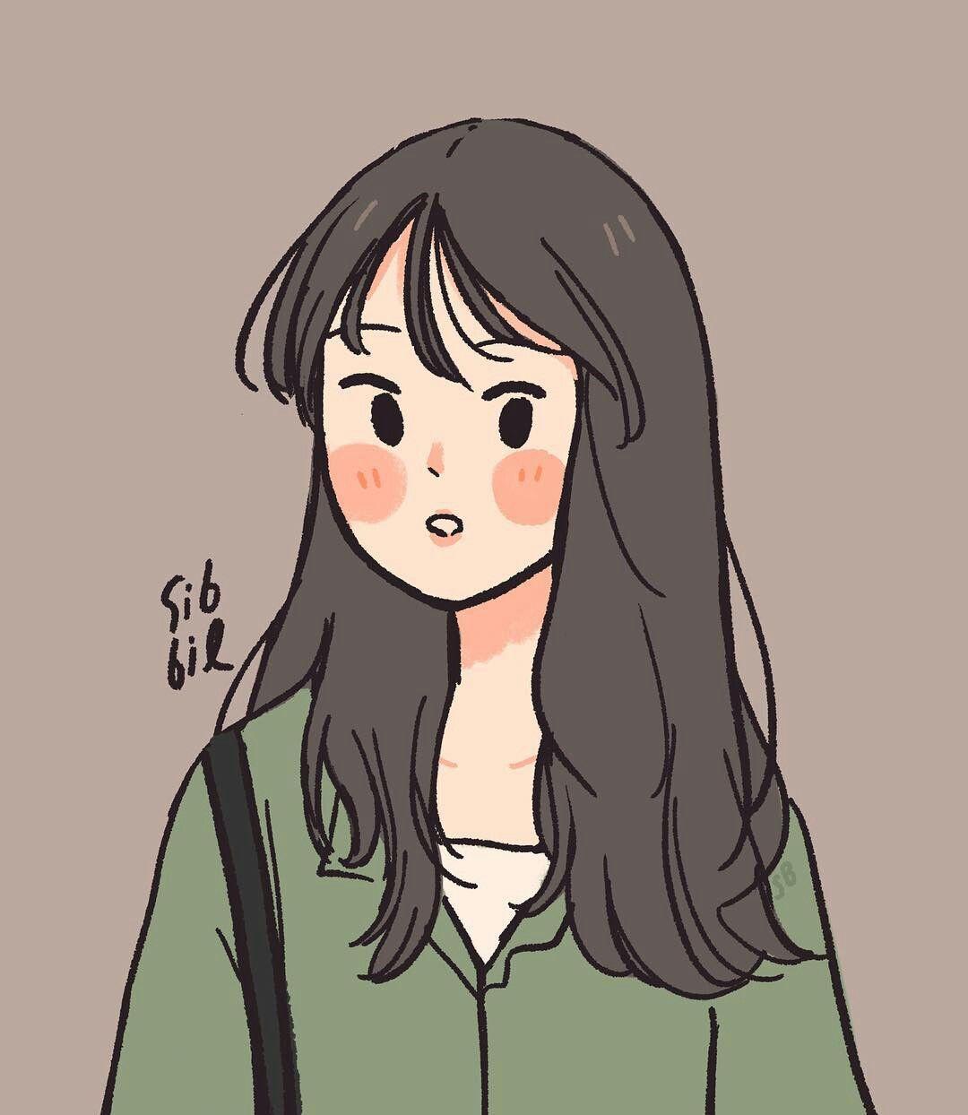 Pin Oleh Is Keka Di Doramas Ilustrasi Karakter Ilustrasi Komik Ilustrator