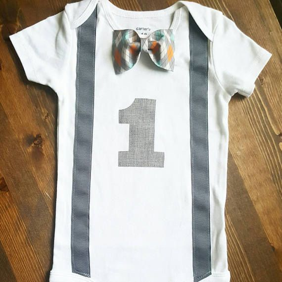 Boys First Birthday Outfit First Birthday Outfit Boy 1st