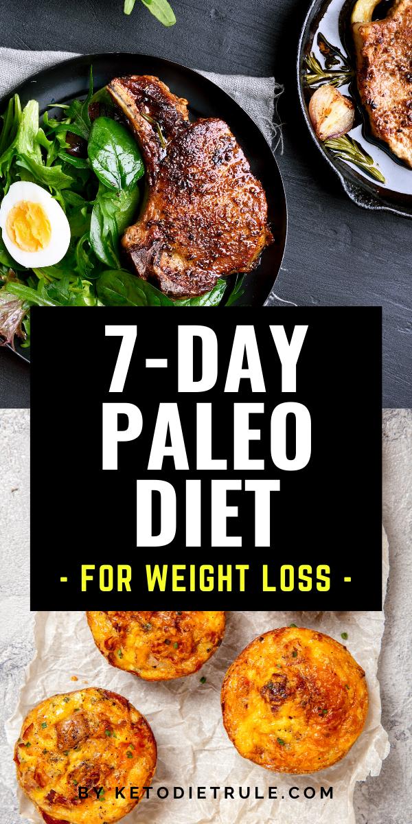 Paleo Diät verlieren Gewicht