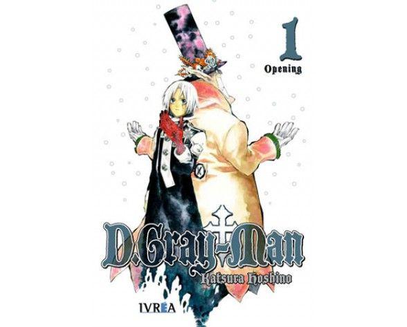 CATALONIA COMICS: D.GRAY-MAN 01