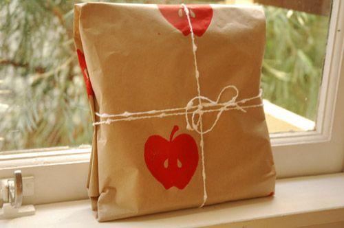 Una forma original de envolver un regalo DIY ✂ Pinterest