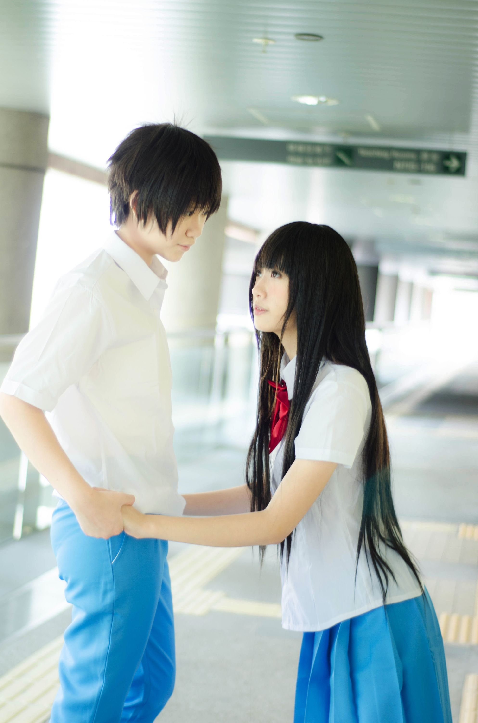 Nanananana Sawako Kuronuma, Shota Kazehaya Cosplay Photo - Cure WorldCosplay
