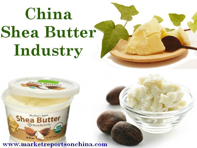 The Shea #Butter #marketanalysis is provided for the China markets - market analysis