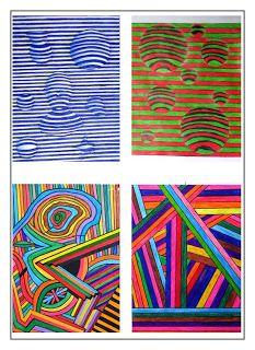 Ejercicios Sobre La Linea Imagenes 0la Imagen Y La Educacion