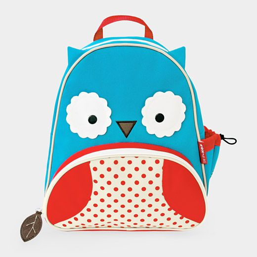 owl backpack from SkipHop