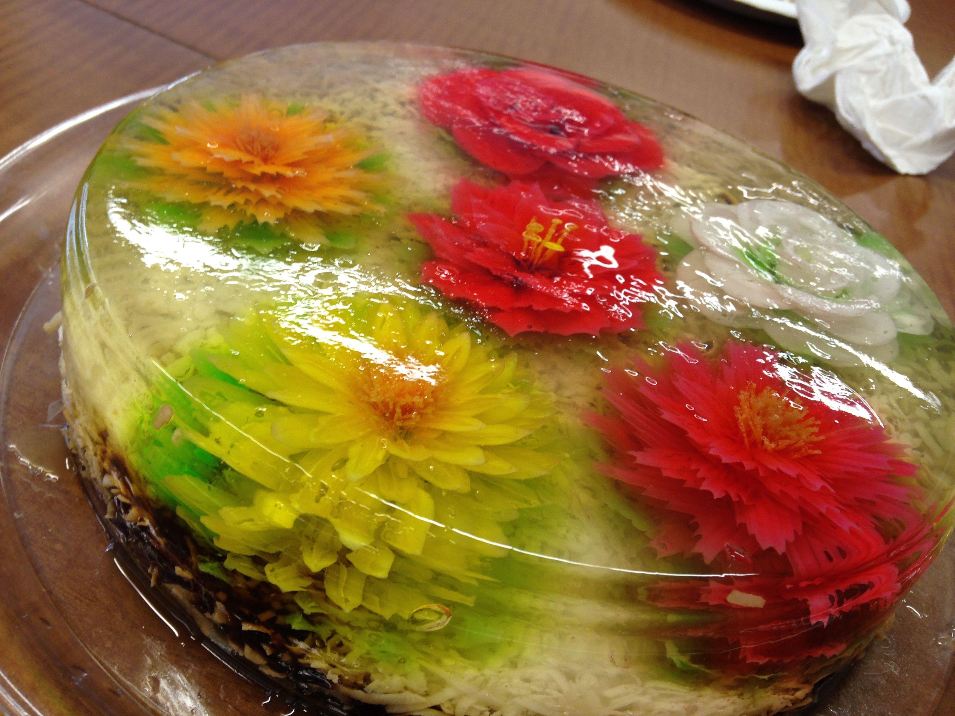 gelatin cake | the sweeter things | Pinterest | Cake, Food and Food art