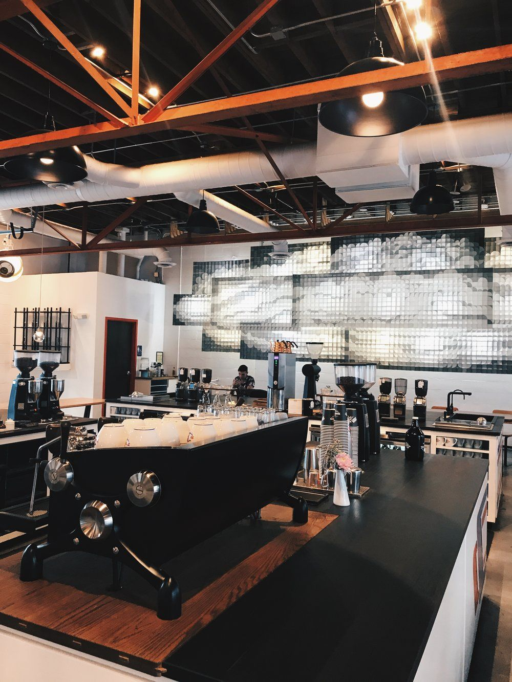 Post Nashville coffee shops, Barista parlor, Nashville trip
