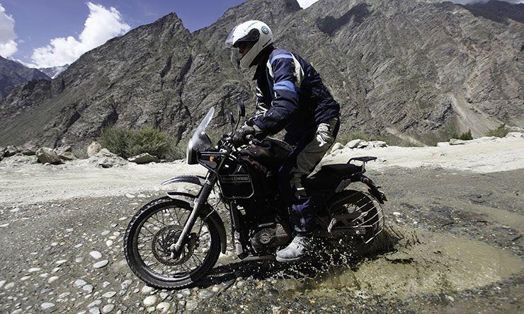 Royal Enfield Himalayan Motorcycles Enfield Himalayan Royal
