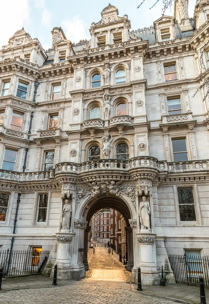 Inns of Court London, England in 2020 London