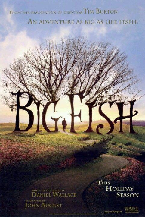 2003 - Big Fish - Tim Burton