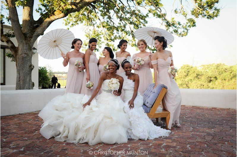 Real South African Wedding
