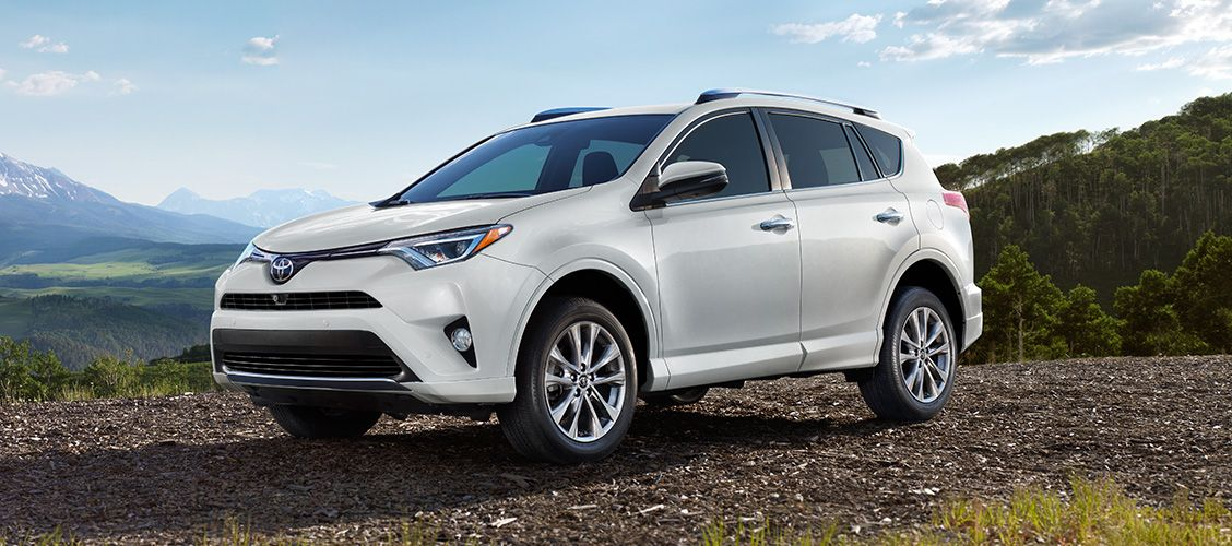 Official 2017 Toyota Rav4 Site Find A New Crossover Suv At Dealership Near You Or Build And Price Your Own Online Today