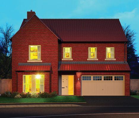 New Homes in Ackworth | Elegance | Strata