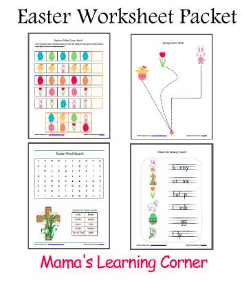 easter worksheet, easter games | Easter | Pinterest