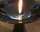 UU Flaming Chalice at www.hammerpots.etsy.com