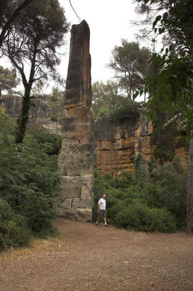 Quarry of El Medol (Tarragona)