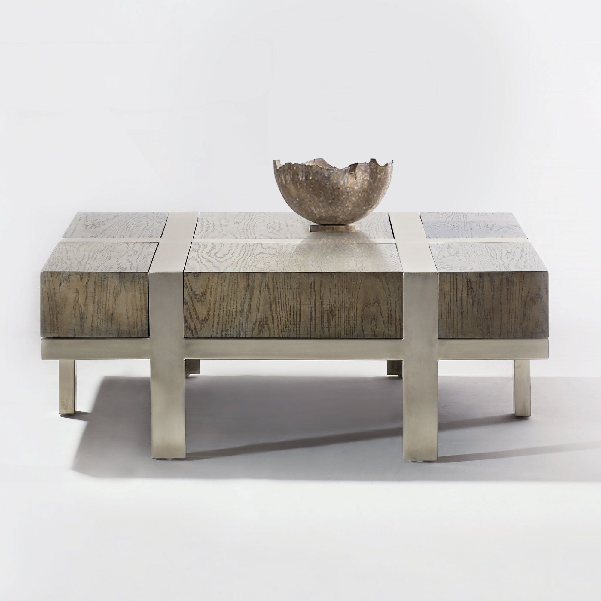 Leigh Cocktail Table Bernhardt Interiors Petrified Wood Table Wooden Cocktail Table Modern Cocktail Tables [ 2000 x 2000 Pixel ]