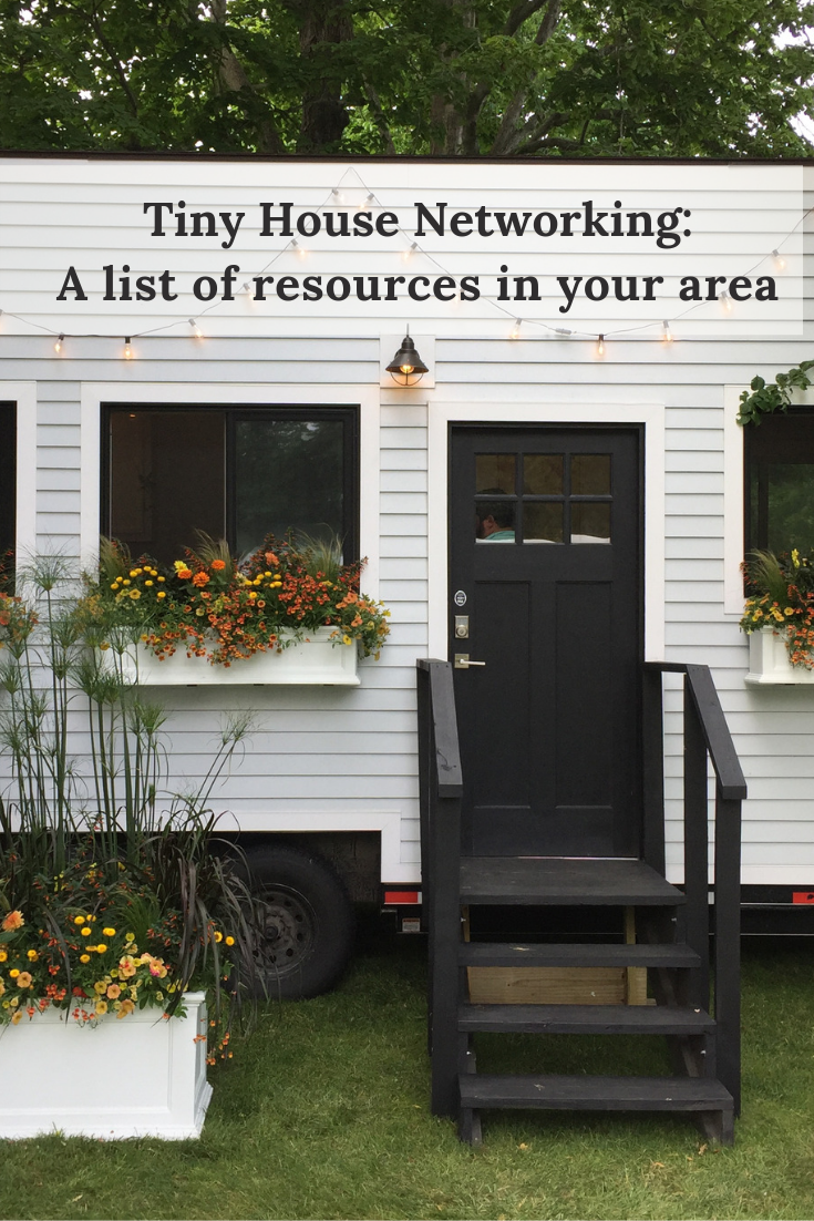 Where Can I Put My Tiny House A Near Comprehensive List Of Tiny House Parking Resources Tiny House Builders B B Micro Manufacturing Tiny House Tiny House Builders Tiny House Community