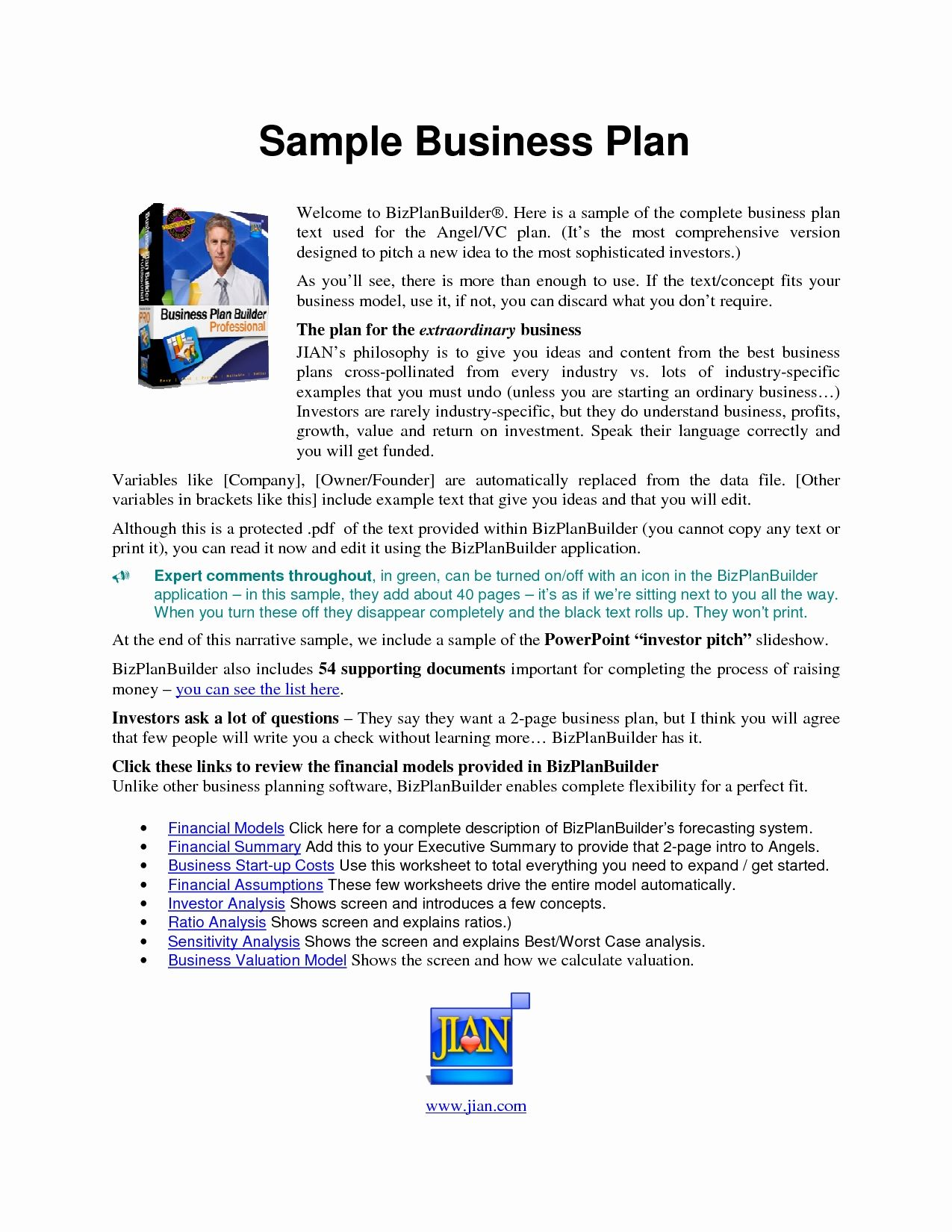 Personal Training Business Plan Sample Lovely Free Printable