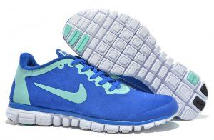 premium selection 7d6cf 7b0a1 Nike Free Run 3.0 2S Huang Wool Skin Mens Shoes For Winter On Sale Blue  Green