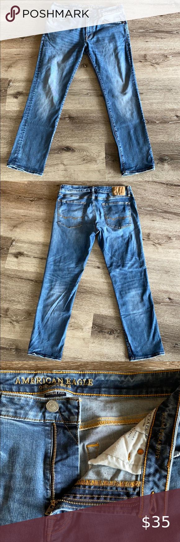 American Eagle Hi Rise Jegging Stretch Skinny Jean in 2020