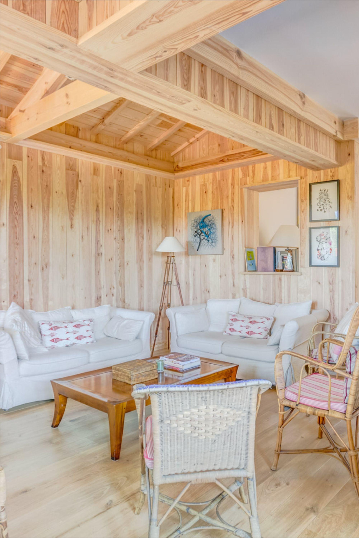 Villa A Pyla Sur Mer Jane En 2020 Belle Maison Maison Maison Style