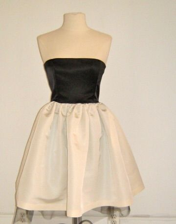Chloe And Reese Silk N Satin Party Dress Hy S Audrey Hepburn Making