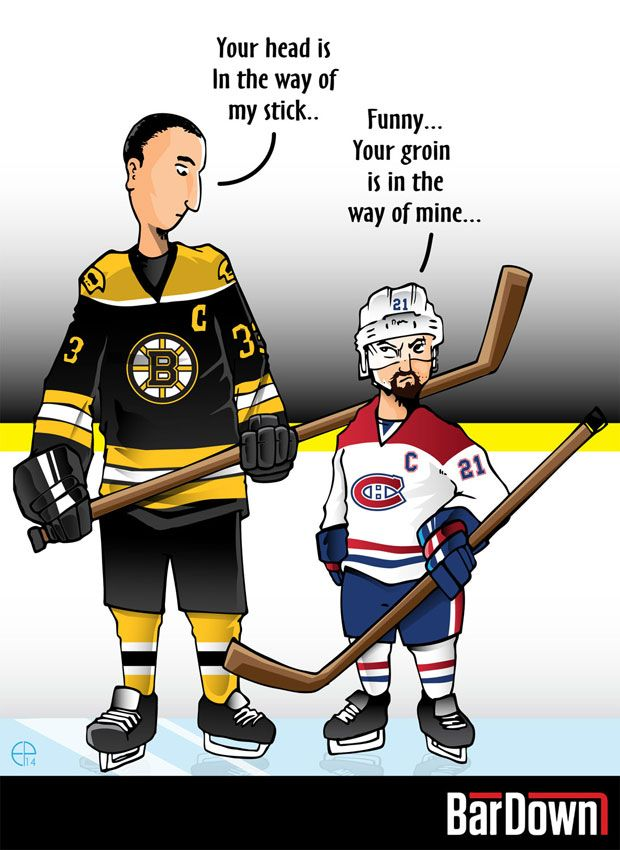 Bardown Second Round Playoff Cartoons Hockey Mom Hockey Baby Hockey Humor