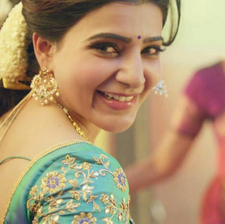 Best Smile Of World Multi Talented Actress Samantha Samantha Ruth