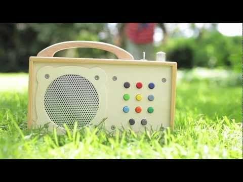 le lecteur mp3 portatif pour enfants h rbert rend la musique un jeu d 39 enfant univers enfants. Black Bedroom Furniture Sets. Home Design Ideas