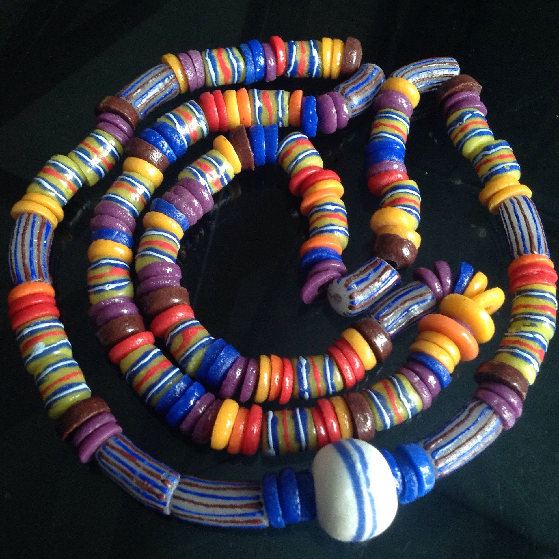Guess are latest product discovery: Krobo Beads!  Check it out here! http://www.okapitrade.com/products/krobo-beads-2?utm_campaign=social_autopilot&utm_source=pin&utm_medium=pin
